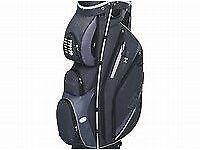 Wilson Staff Nexus 2 Cart Bag Grey in Colour