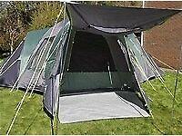Sunncamp Solar XP tent 6 man