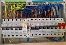 ELECTRICIAN NICEIC / CHECKATRADE REGISTERED (Consumer unit upgrades from £300)