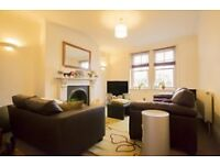 Lovely 2 double bedroom flat on Clapham Common minutes from the tube!