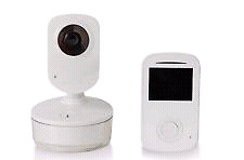 Safety first baby video monitor
