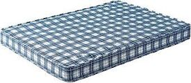 Brand New Comfy Double 4ft6 Padded Spring Mattress FREE delivery