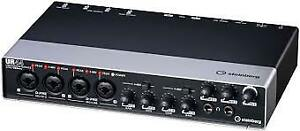 Steinberg UR 44 Audio Interface