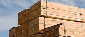 WESTERN RED CEDAR - SOLD BY THE SKID ONLY
