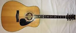 Yamaha FG 345 Acoustic /trade for Electric