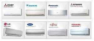 Panasonic 7.1kw split system DUCTLESS AIR CONDITIONER  Cranbourne Casey Area Preview