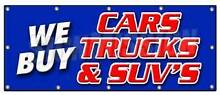 we buy any japenese truck ute van 4x4 car cash in any condition Sydney City Inner Sydney Preview