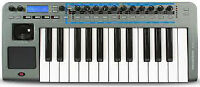 SYNTHESIZER - SYNTHETISEUR NOVATION XIOSYNTH 25