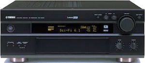 YAMAHA RX-V800 HT Receiver W Phono Stage