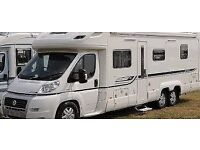motorhome camper wanted