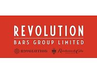 Part-time Bar Support Role Available (with cocktail training provided!)