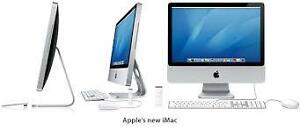 !! iMac Core 2 Duo  4GB  RAM  20''!! ……….. 449$