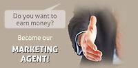 Hiring School Agent and Marketing Developer