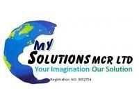 MY SOLUTION MCR LTD ( Marketing services)