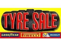 IMPORTED £ 6.00 to £ 7.50 07939189480 TOP BRAND CAR VAN TYRES tire WHOLESALE RETAIL FITTING