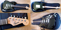 Squier by Fender: Stratocaster affinity series