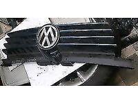 VW Bora Front Bumper Grill (2001)