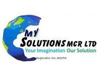MY SOLUTIONS MCR LTD