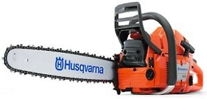 Need a New Chainsaw? We have a huge selection of Husqvarna!