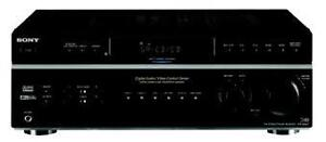 Sony 600 watt 6.1 channel surround sound receiver