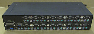 KVM Switch USB PS/2 up to 16 Ports - Mix Brands / Models