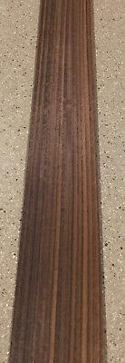 Eucalyptus Wood Veneer Smoked. 7 Sheets 40 X 5 9 Sq Ft