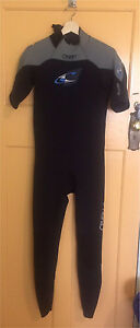 O'Neill Gooru 2mm S/S full suit with zip size L Coorparoo Brisbane South East Preview