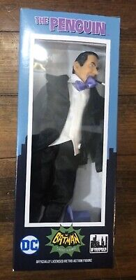 Batman Classic TV Series Boxed 8 Inch Action Figures: The Penguin