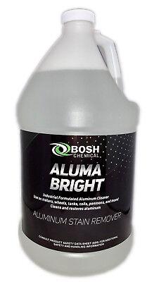 Alumabright Aluminum Cleaner Brightener 128 Ounces 1 Gallon