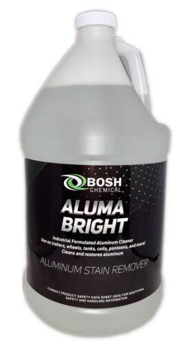 Alumabright Aluminum Cleaner Brightener 128 ounces (1 Gallon)