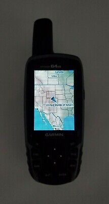 Garmin GPSMAP 64st Handheld GPS In Great Pre-Owned Condition