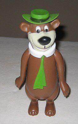 Vintage Hanna Barbera 1970 Dakin Yogi Bear 8 inch Figure