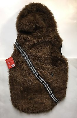 Petco Star Wars Chewbacca Costume for Dog Various Sizes