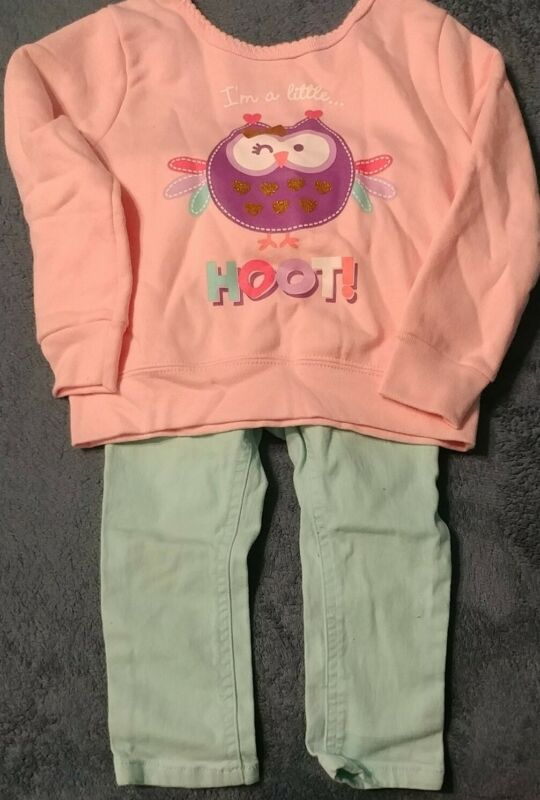 12pc Girl 2t Clothes Lot