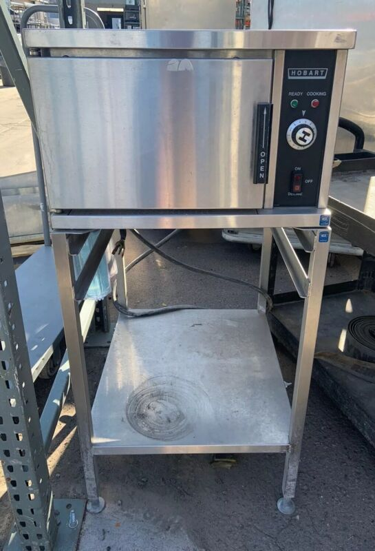 Hobart Single Stack Counter Top Electric Steamer Model HSF-3