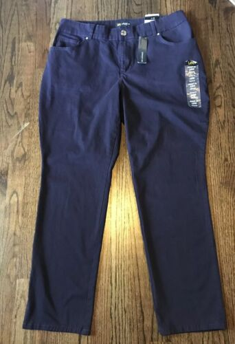 Womens Lee Deep Purple Jeans/Pants Size 16W medium NWT