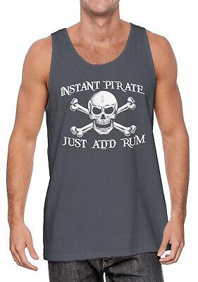 Instant Pirate, Just Add Rum - Costume Drink Halloween - Adhd Halloween