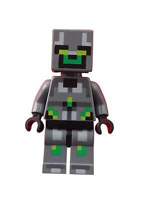 Lego Minecraft Skull Arena Player 1 Minifigur (min064) Neu Legofigur