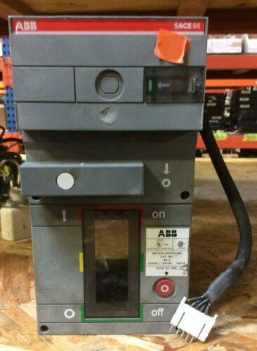3x - ABB M6-4 Motor Operator 120VAC/125VDC for S6 Frame Breakers
