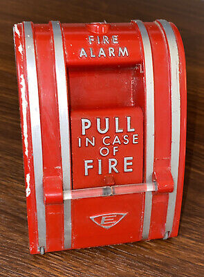 Edwards 270-spo Fire Pull Station With Glass Rod