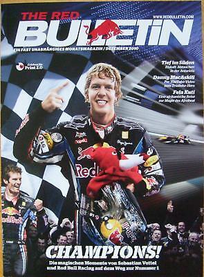 r 2010 Weltmeister Sebastian Vettel (Welt Bulletin)