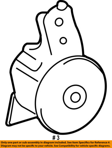 Toyota Oem 04 10 Sienna Engine Motor Mount Torque Strut 1237128010