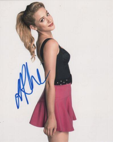 Lili Reinhart Riverdale Autographed Signed 8x10 Photo COA #C15