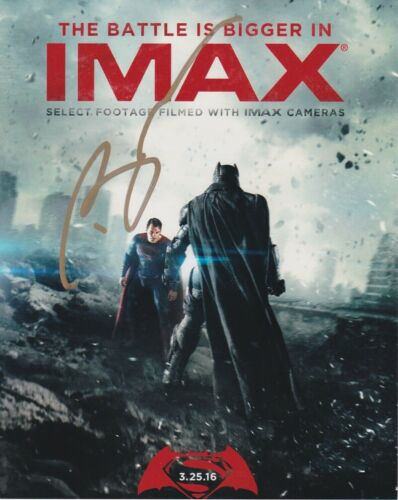 Ben Affleck ( Batman Vs Superman) Autographed Signed 8x10 Photo Reprint