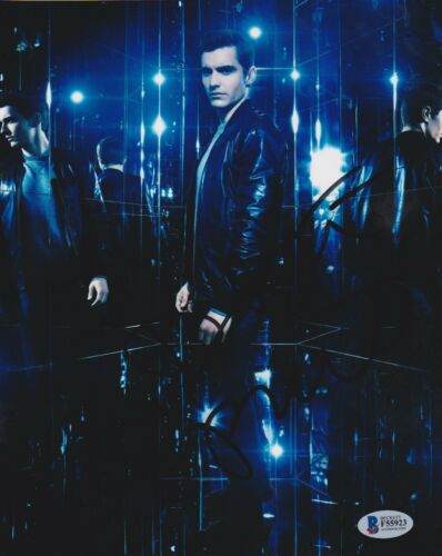 DAVE FRANCO SIGNED 8X10 PHOTO NOW YOU SEE ME BECKETT BAS AUTOGRAPH AUTO COA B