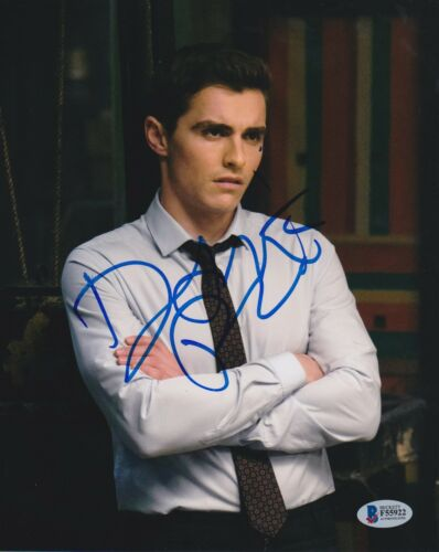 DAVE FRANCO SIGNED 8X10 PHOTO NOW YOU SEE ME BECKETT BAS AUTOGRAPH AUTO COA C