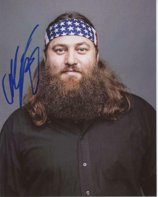 """Willie Robertson """"Duck Dynasty"""" AUTOGRAPH Signed 8x10 Photo ACOA"""