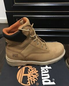 Timberland Men's Safety work boot