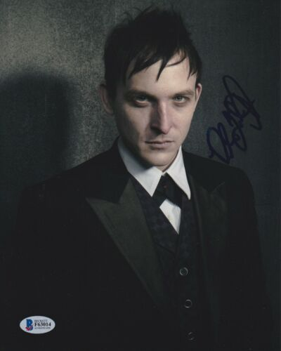 ROBIN LORD TAYLOR SIGNED 8X10 PHOTO GOTHAM BECKETT BAS AUTOGRAPH AUTO COA T