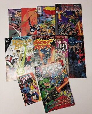 Marvel  DC Image Epic Valiant Horse -Comics Collection- Star Wars Ghost Rider